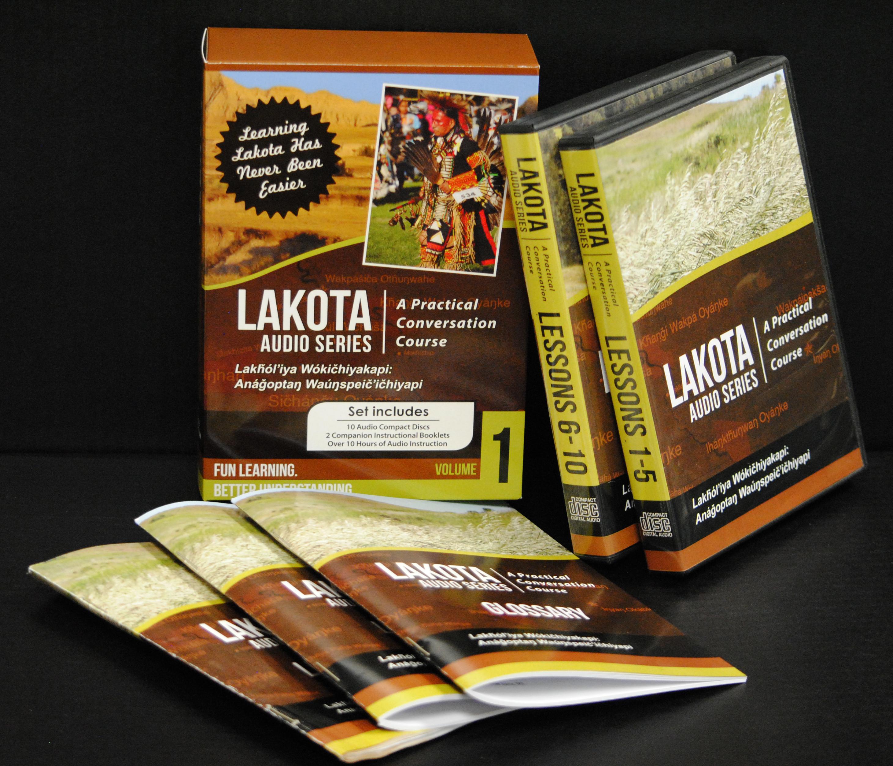 Final Full Lakota Audio Series