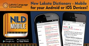 Lakota Language Consortium Mobile Apps - Lakota Language