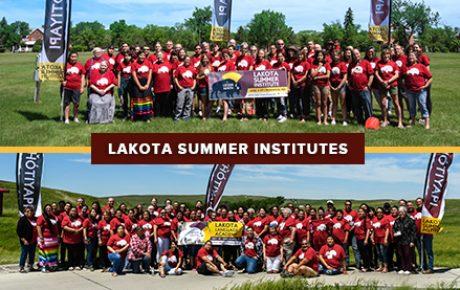 2018 Lakota Summer Institute