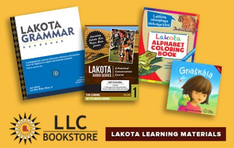 Lakota Learning Materials Bookstore